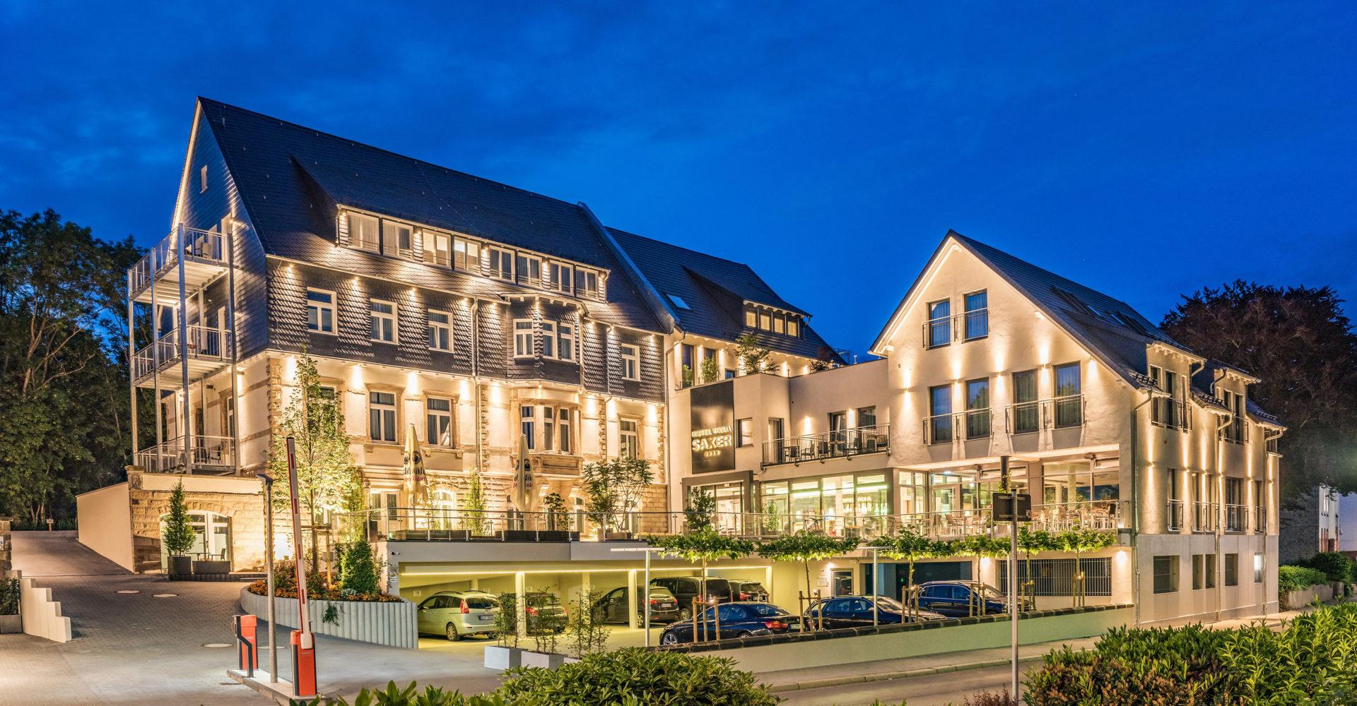 Hotel Villa Saxer Goslar