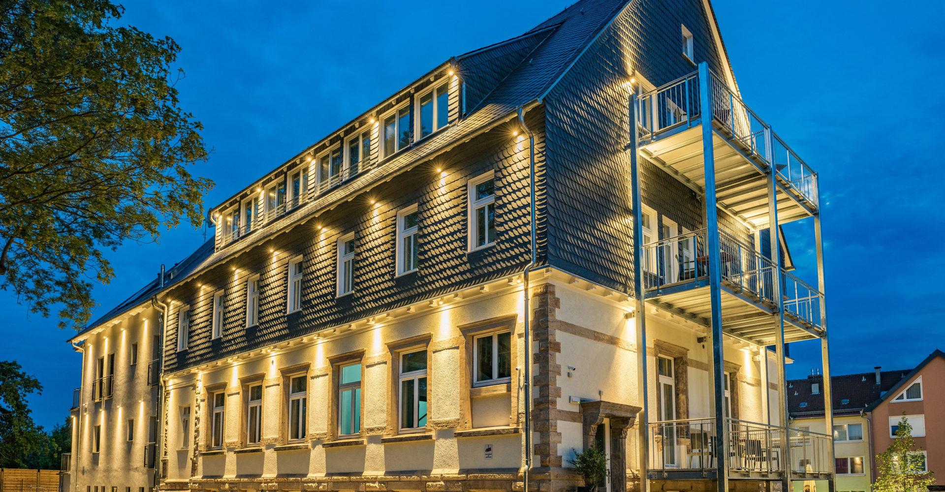 Akzent hotel villa saxer ihr 4 sterne design hotel in goslar for Design budget hotel salinenparc 0 sterne